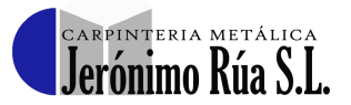 Carpinteria metálica Jerónimo Rúa Sl¡L